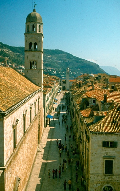 comparative urbanism, part 14 (Dubrovnik v. Bellevue edition)
