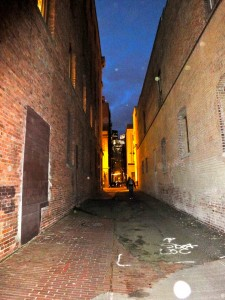 the Seattle urbanist promise: the night the alley showed the way