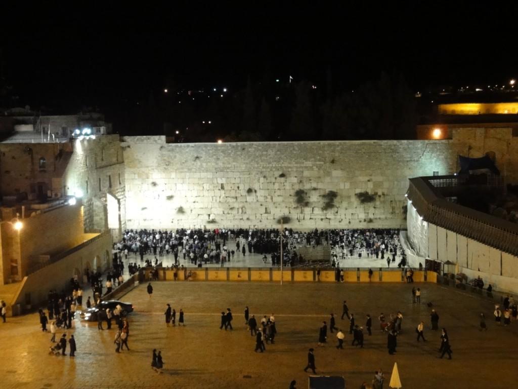 Jerusalem stories:  sustainability as detente?
