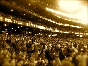 the universal urbanism of the baseball field