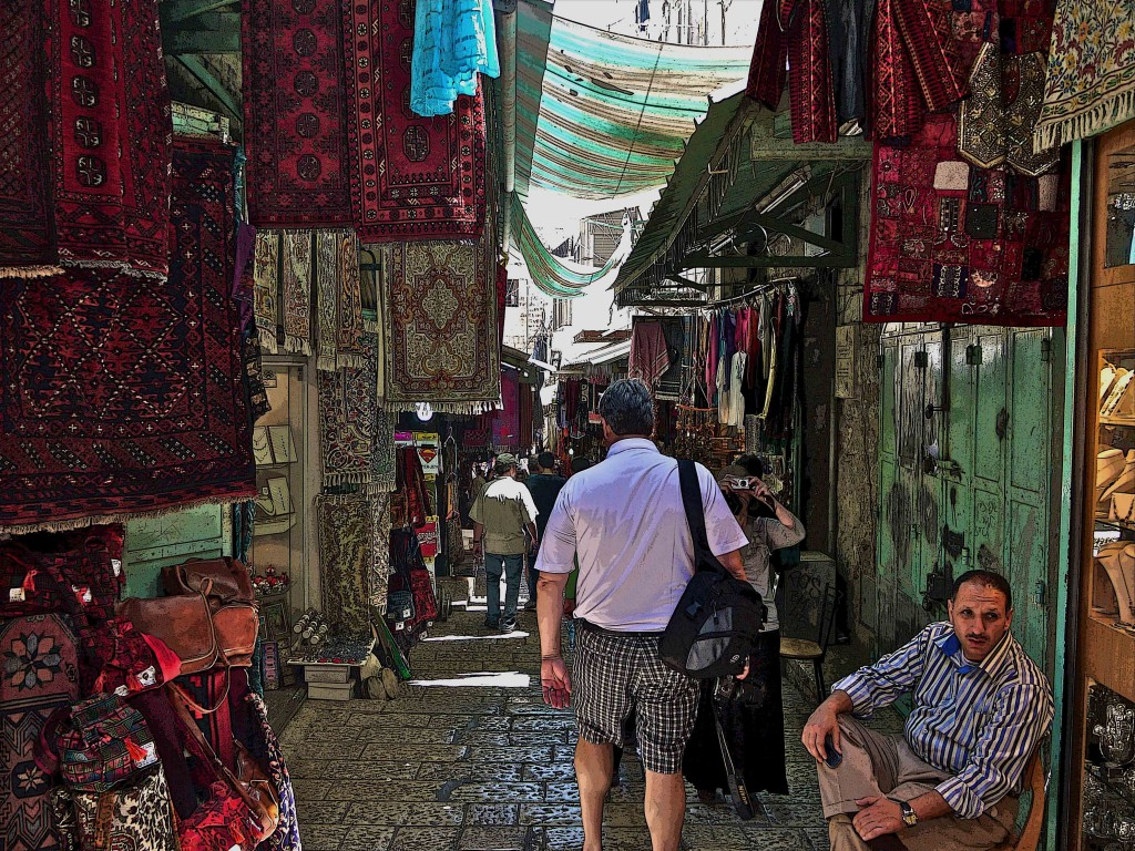 ambigious placemaking and a tale of two bazaars