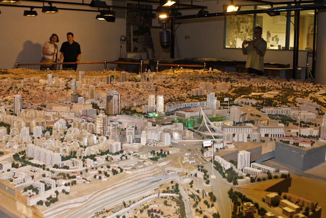 needed: more scale models as inspiration for urbanism