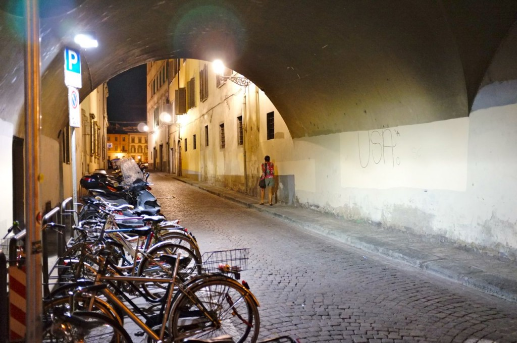 visual adventures of the urban bicycle