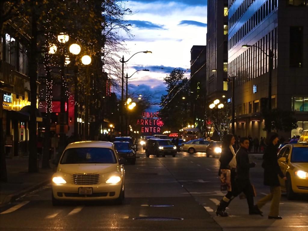profiling dusk-time urbanism
