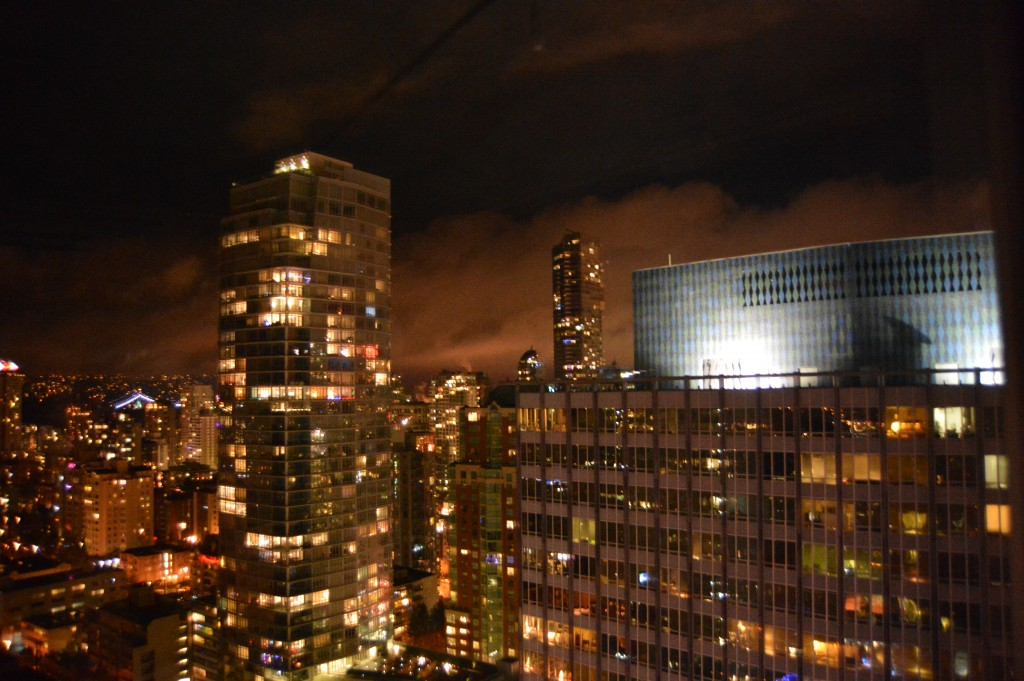 VancouverSkylineNight_ChuckWolfe © 2009-2013 myurbanist All Rights Reserved