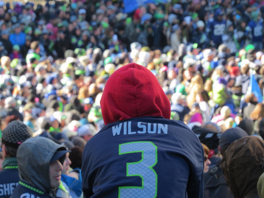 Seattle's Super  Bowl parade and placemaking lessons learned
