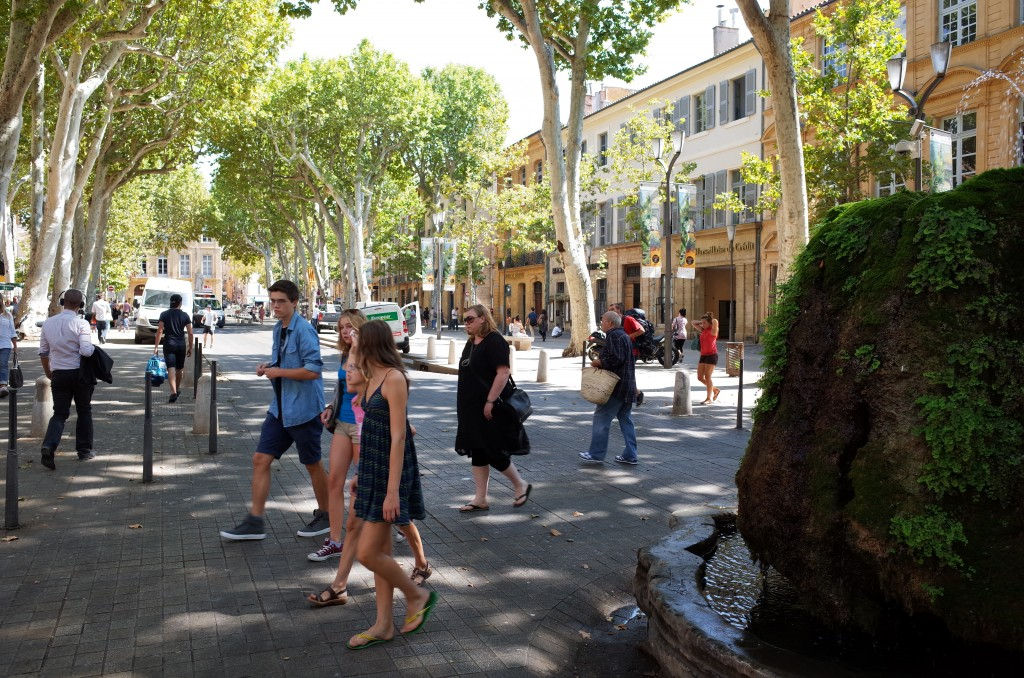 capturing underlying patterns of urban street design