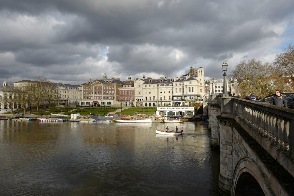 An Expatriate's Primer on an Urban View